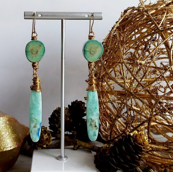 The Enyo Earrings 2